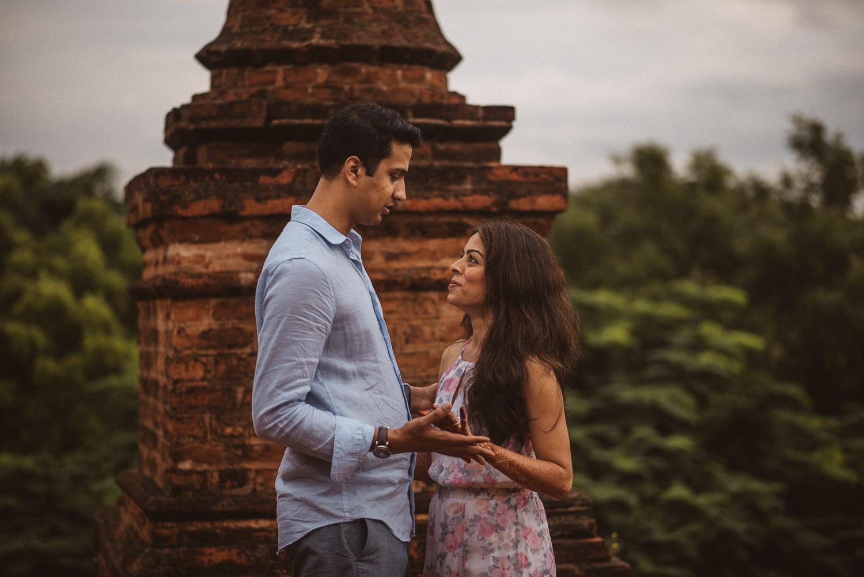 Bagan Myanmar Pre Wedding Photographer