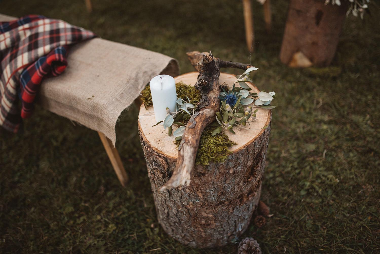 Pokljuka Mountain Wedding Photographer