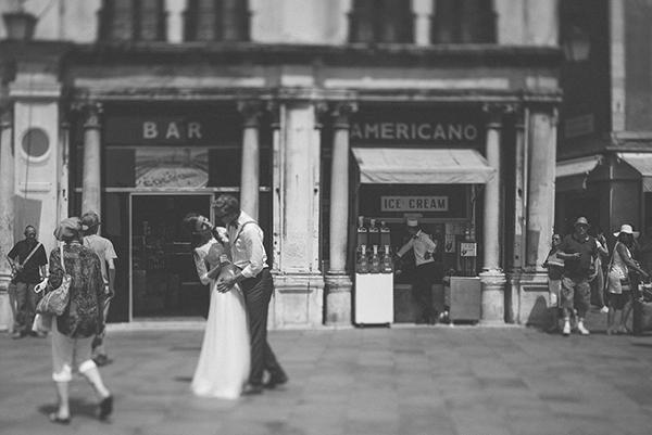 Timeless Love in Old Venice