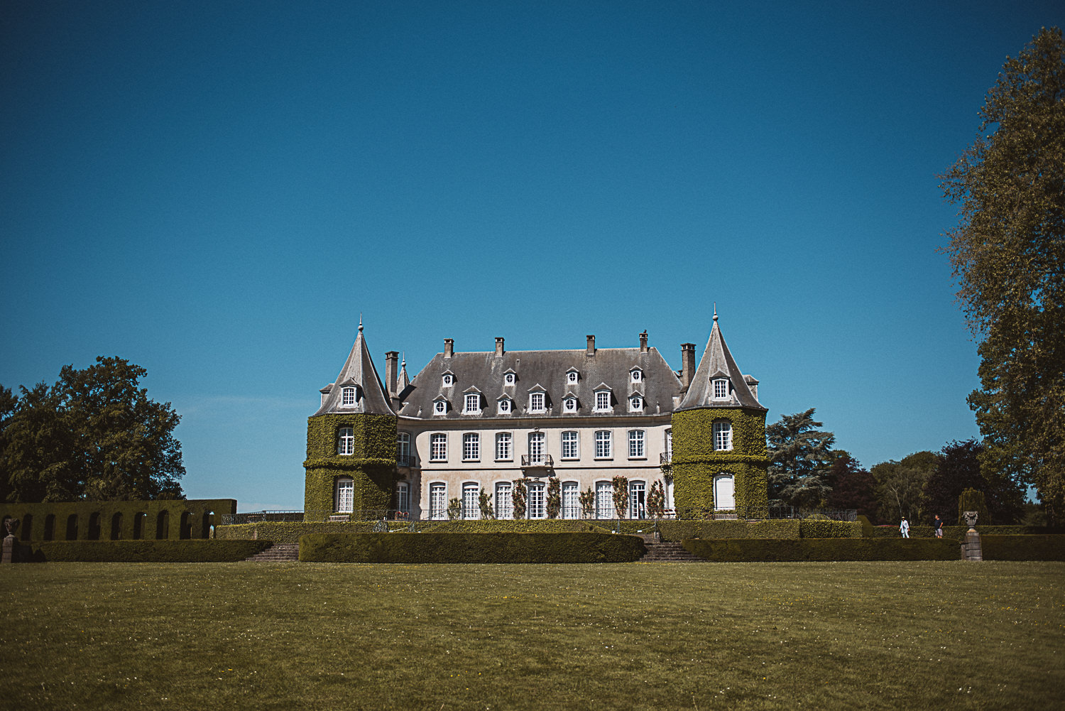 Chateau de la Hulpe Brussels Wedding Photographer