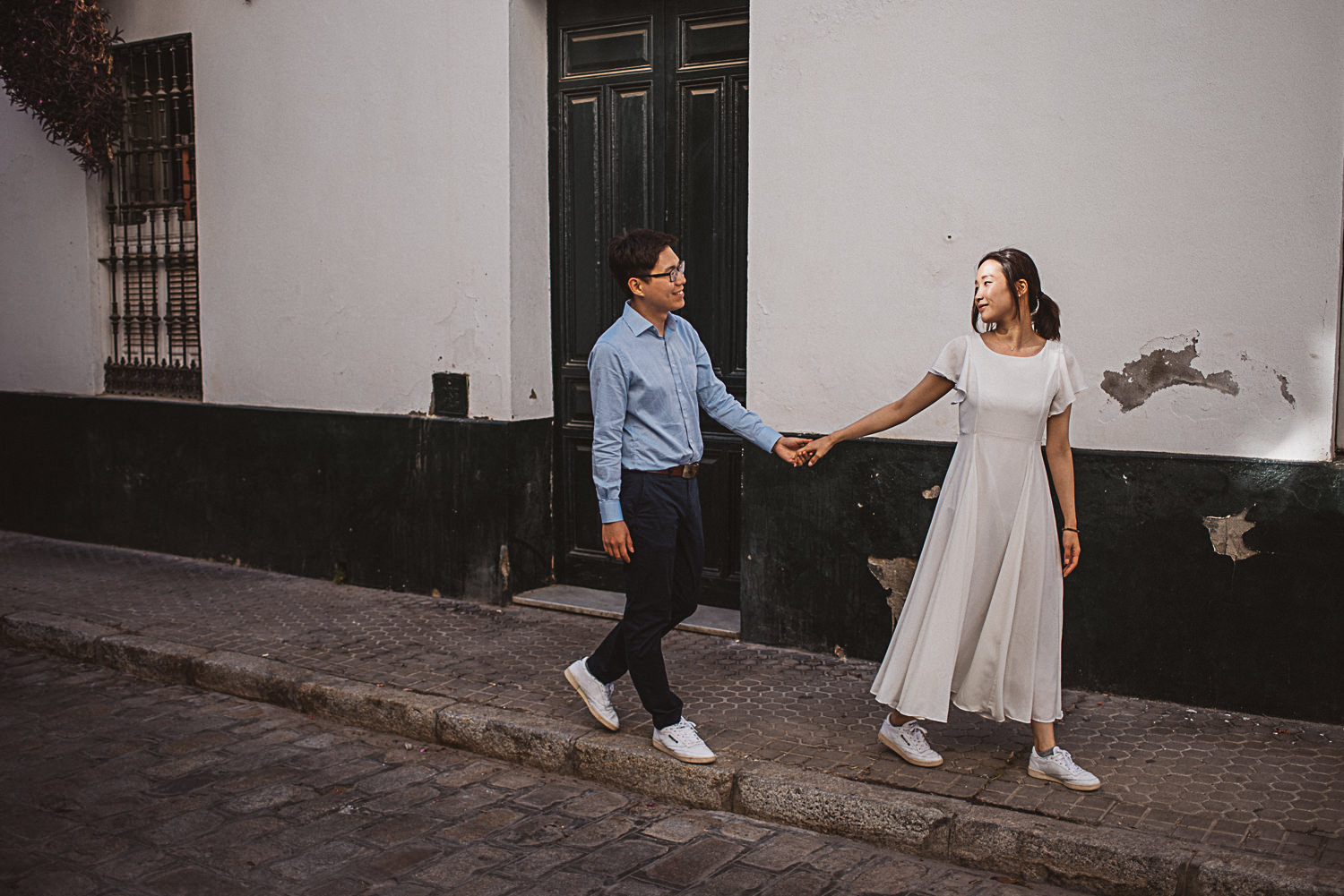 Sevilla Engagement Photographer