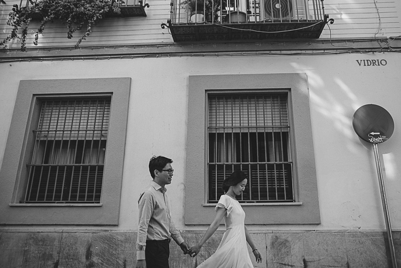 Sevilla Engagement Photographer