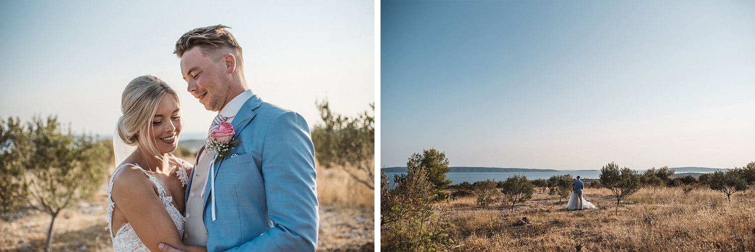 Brown Beach Hotel Trogir Wedding Photographer