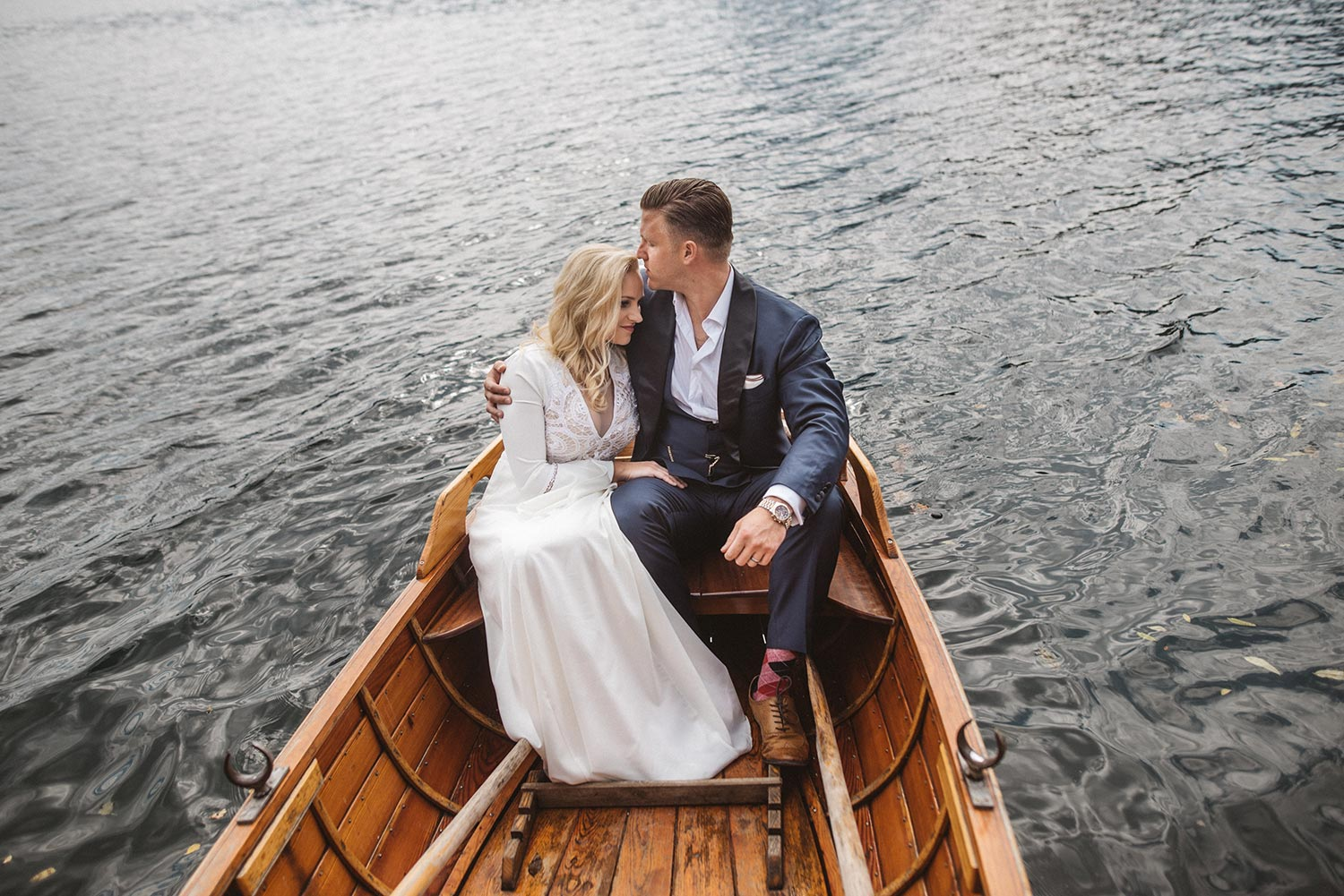 lake bled slovenia wedding elopement