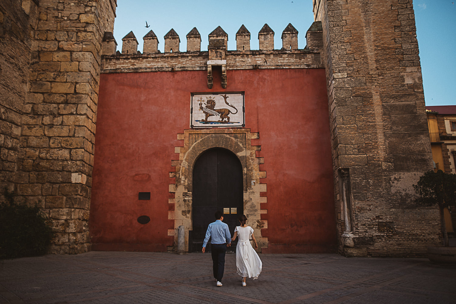 Seville Spain Wedding Photographer
