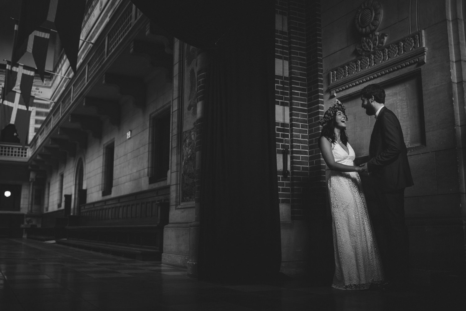 Copenhagen Elopement Photographer