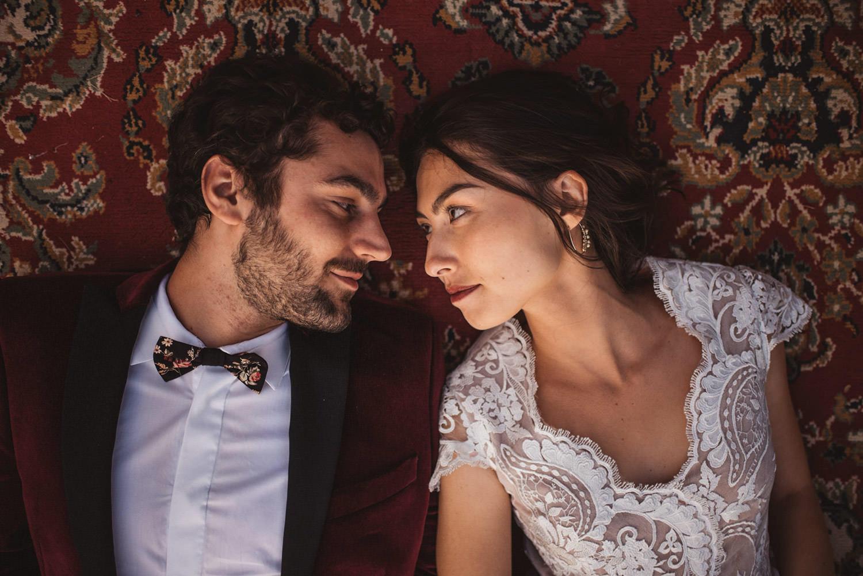 French Alps Wedding Photographer