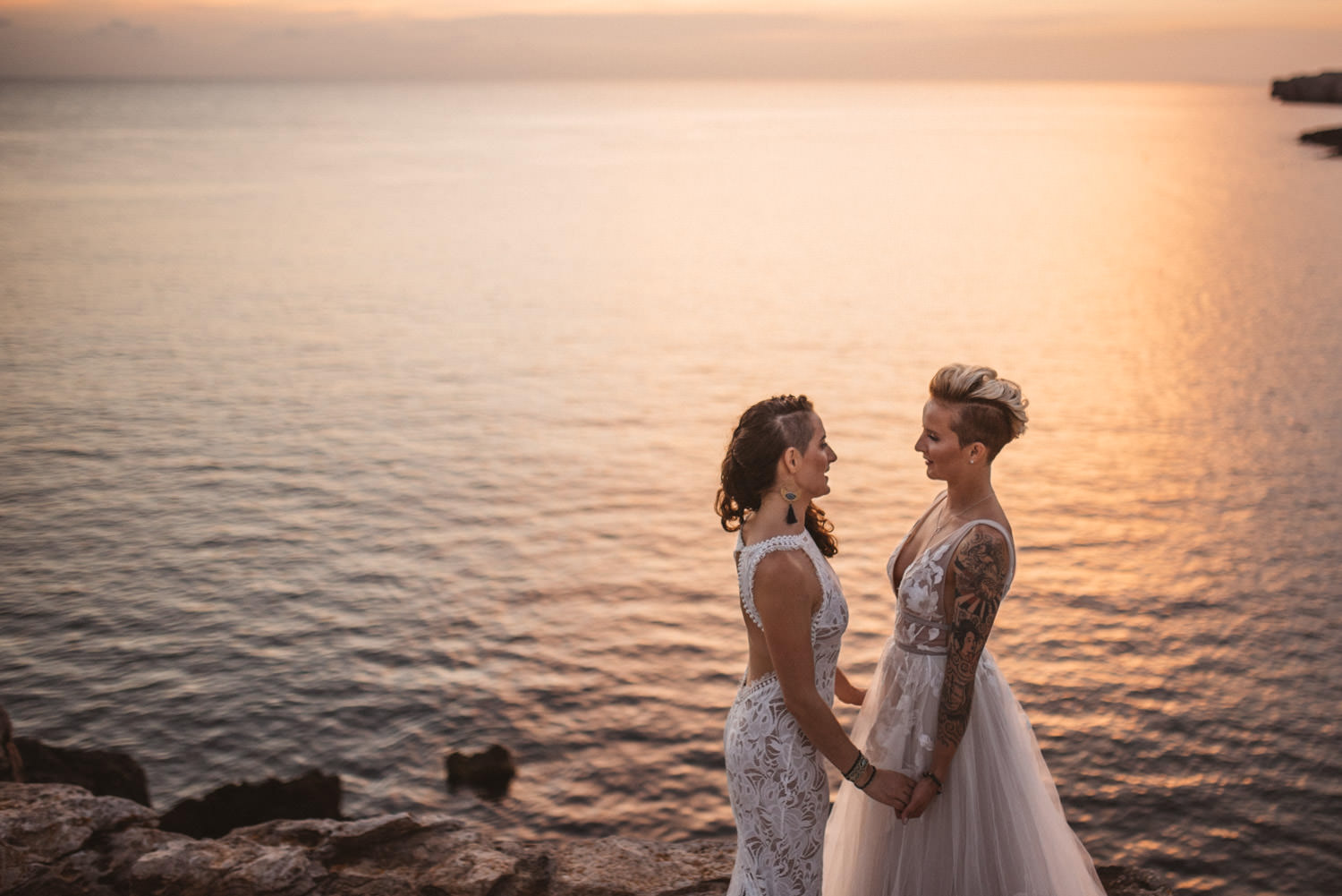 Menorca Spain Wedding Photographer