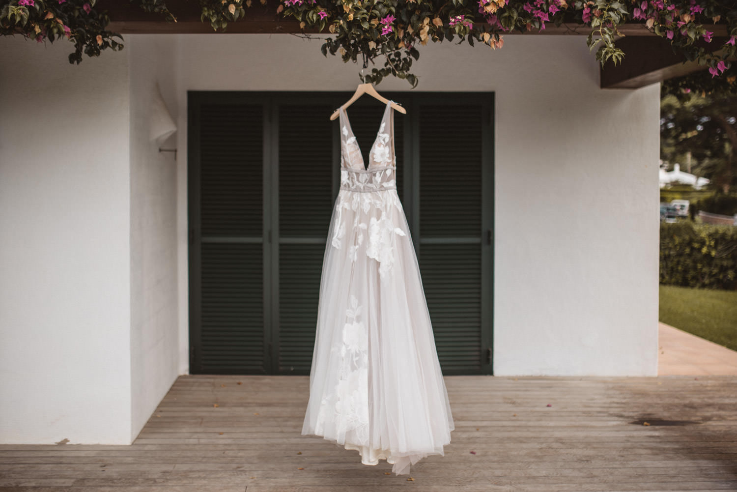 menorca wedding dress