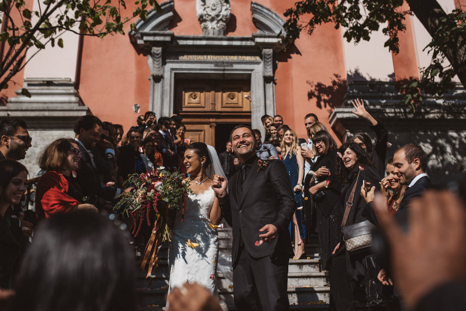 Villa Fabiani Slovenia Wedding Photographer