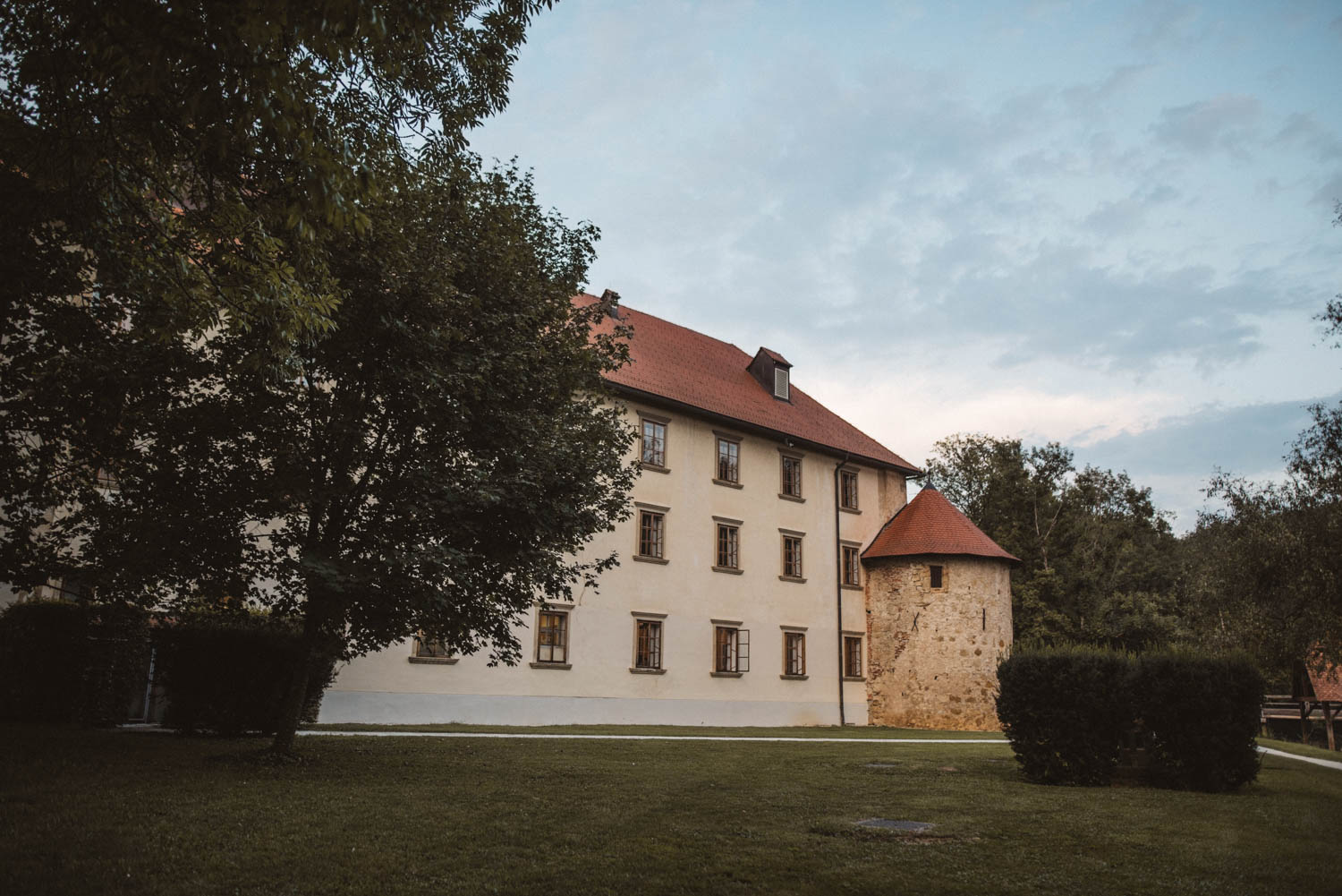 Castle Otocec Slovenia Wedding