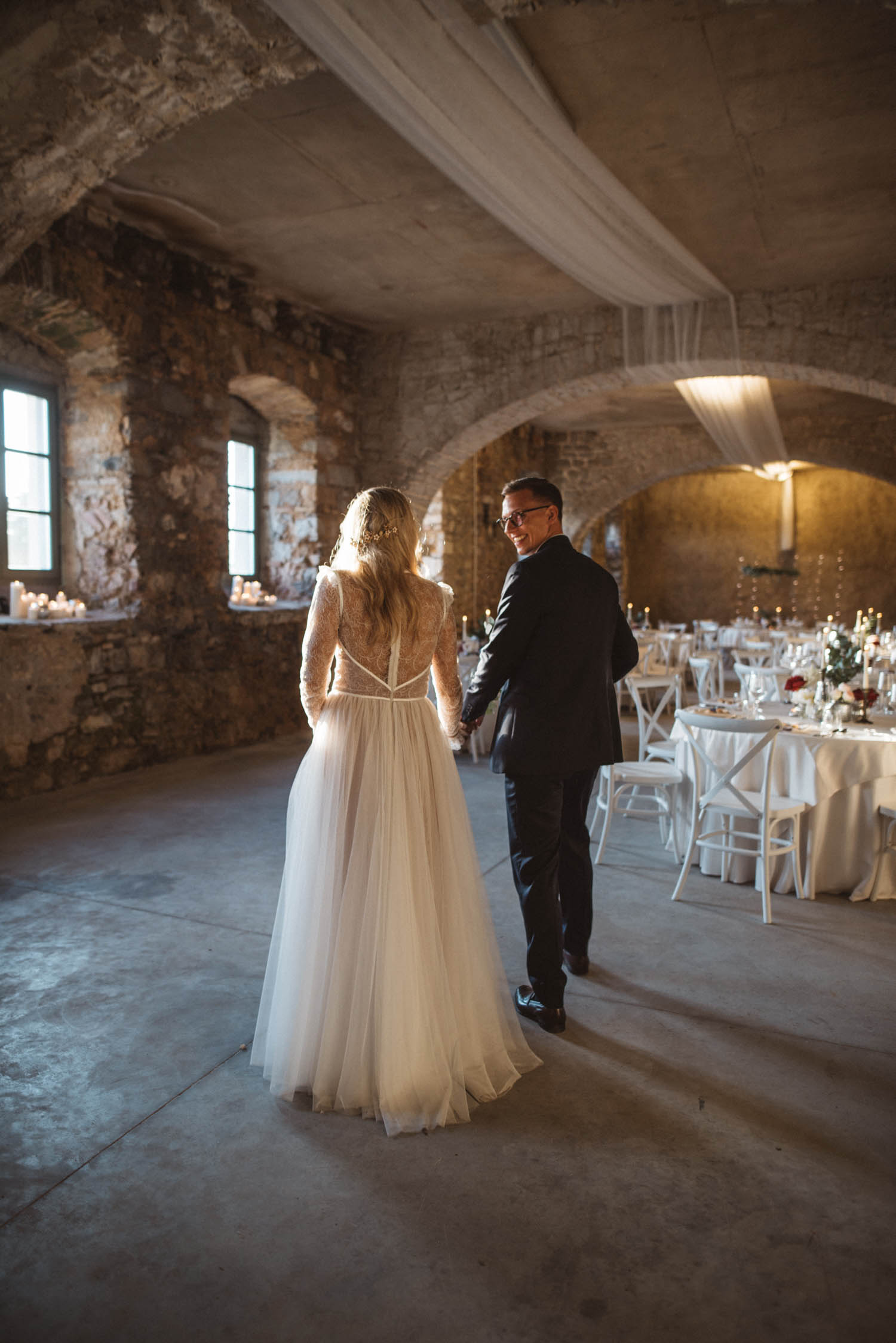 Stanjel Slovenia Wedding