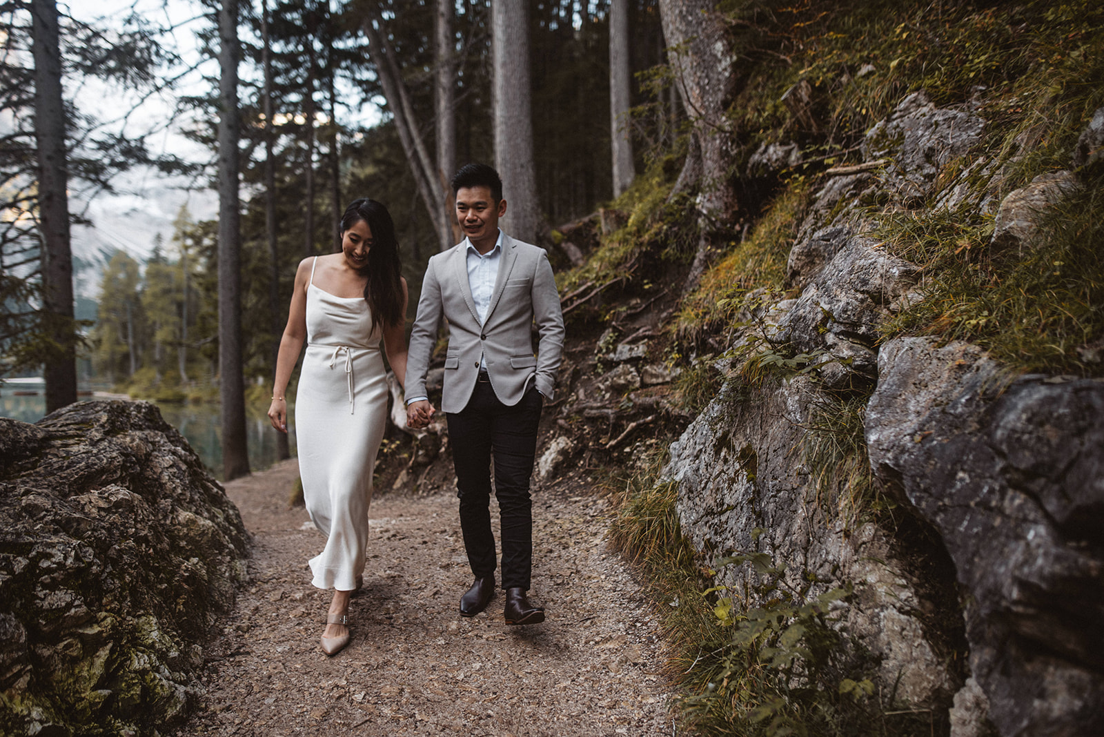 Italian Dolomites Braies Wedding Venues