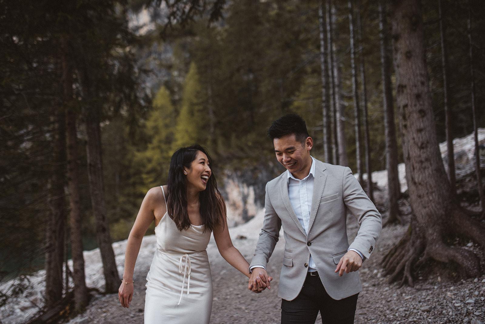 Pragser Wildsee Wedding Photographer